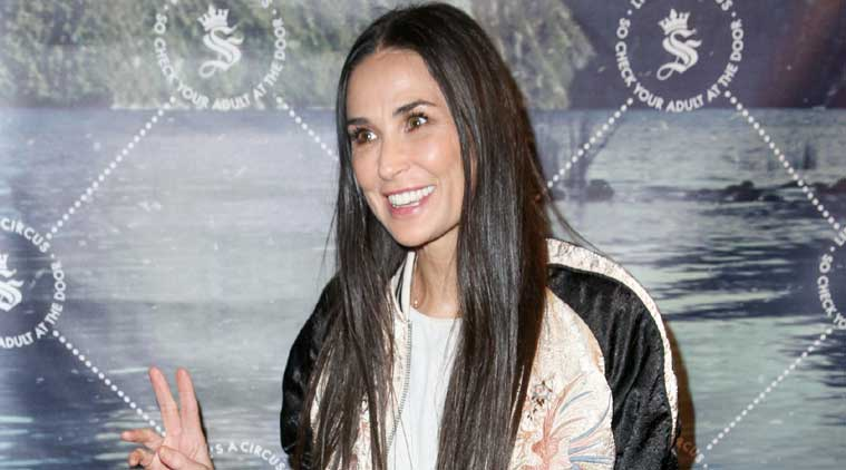 Demi Moore, singer Demi Moore, Demi Moore news, Demi Moore updates, Demi Moore songs, entertainment news