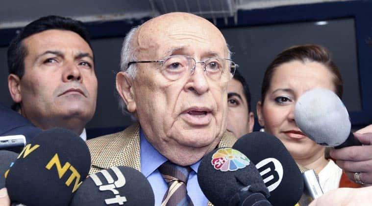 Suleyman Demirel, Suleyman Demirel death, Suleyman Demirel dies, former Turkey President, former Turkish president