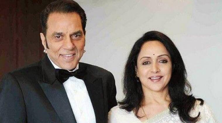 Dharmendra hospitalised, hema malini dharmendra, dharmendra illnes, hema malini on dharmendra illness, dharmendra sons, dharmendra hospitalised, dharmendra health, dharmendra recovery, hema malini, sunny deol, bollywood news, bollywood updates, entertainment news, indian express news, indian express