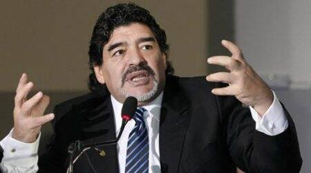 Diego Maradona, Maradona, Sepp Blatter FIFA, FIFA, Sepp Blatter, President, FIFA President, Football, Football news, Soccer, Zico, Nicolas Maduro