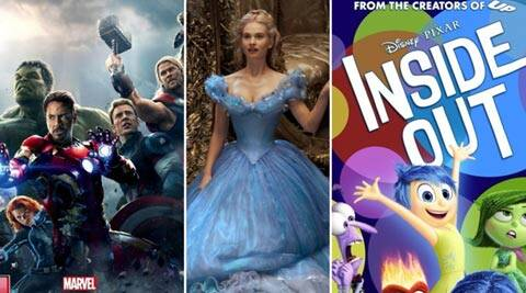 Disney, Walt Disney, Disney Marvel, Disney Pixar, Disney Crosses USD 1 Billion, Disney Box Office, Marvel's Avengers Age Of Ultron, Cinderella, Inside Out, Jurassic World, Entertainment news
