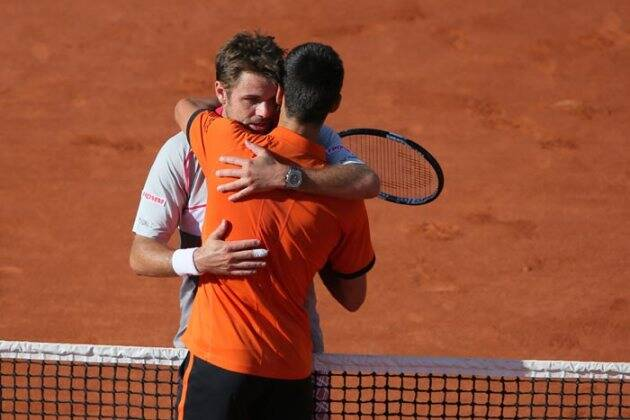 Stan Wawrinka vs Novak Djokovic, Wawrinka Djokovic, Djokovic Wawrinka, French Open 2015 Final, Final French Open, Djokovic Wawrinka French Open, French Open 2015, Tennis News, Tennis Photos, Tennis