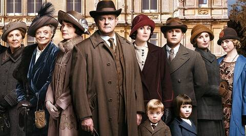 Downton Abbey, Julian Fellowes, screenwriter Julian Fellowes, Downton Abbey TV Show, Downton Abbey Sixth Season, Downton Abbey Season 6, Downton Abbey Show, entertainment news