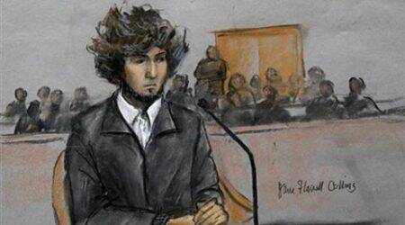Tsarnaev breaks silence, apologizes to the victims
