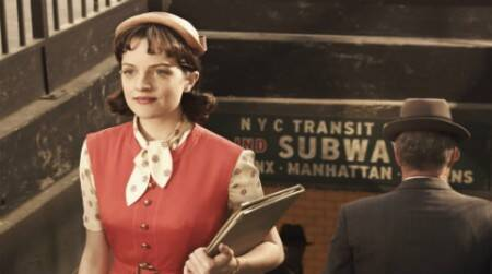'Mad Men' end liberating: Elisabeth Moss