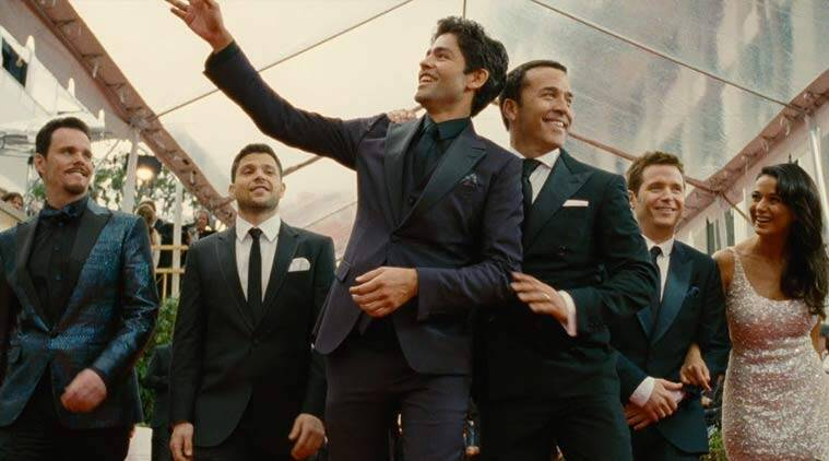 Entourage review, Entourage, Entourage movie, Entourage movie review, Entourage cast, Adrien Grenier, Kevin Connolly, Kevin Dillon, Jerry Ferrara, Jeremy Piven, Billy Bob Thornton, Doug Ellin
