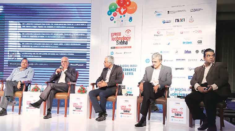 Digital India, Digital India project, digital infrastructure, Information Technology, Express Technology Sabha, business news, indian express
