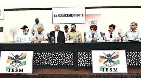 One rank, one pension: Ex-servicemen to launch nationwide agitation today