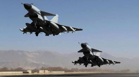 12 militants killed near Afghan border by Pakistani jets