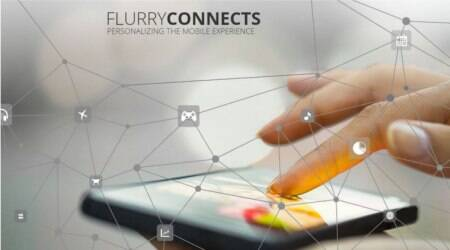 Flurrym Flurry Connects, Analytics, smartphones, smartphone apps, shopping apps, social media, technology news