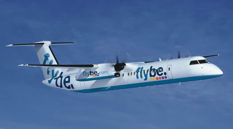 Flybe plane, Flybe, flights UK, flight rules, world news