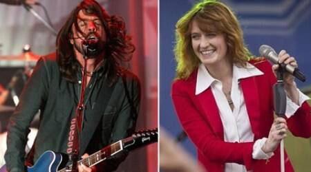 Florence + the Machine replace Foo Fighters at Glastonbury