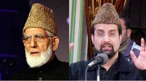 India, Pakistan, NSA talks, Sartaj leaders, Sartaj aziz reception party, hurriyat leaders, pakistan hurriyat leaders, syed ali shah geelani, umar farooq, india news