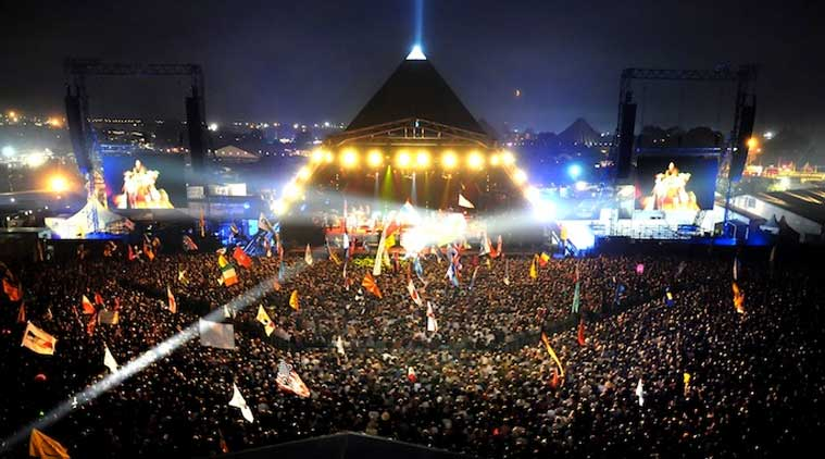"""""""We've got three headliners for next year, so that's completely sorted,"""" Eavis said."""