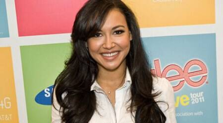 Glee star Naya Rivera writing memoir