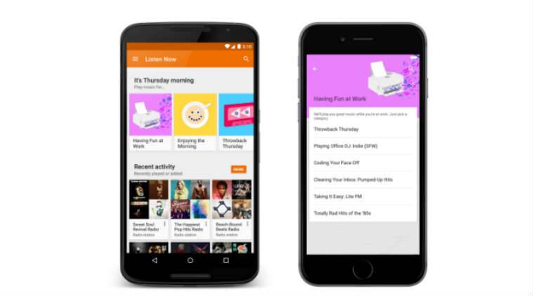 Google Play Music, Google Music Play app, Google Play Music streaming app, google play music free, Google Play Music Free streaming, Google Inc., Music streaming, Google vs Apple Music, Google Play Music vs Apple Music, Technology, Technology news