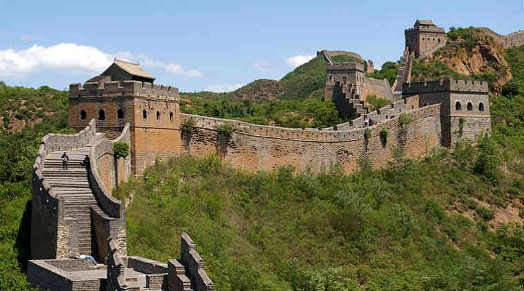 Great Wall, The Great Wall of China, the great wall section resurfaced, great wall seven wonders, beijing, China, China news, International News