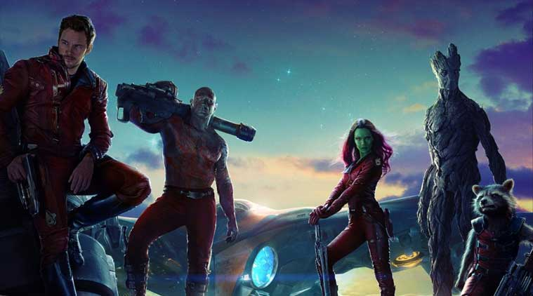 Guardians of Galaxy, Guardians of Galaxy sequel, Guardians of Galaxy sequel title, Guardians of Galaxy Vol 2, Guardians of Galaxy cast, Guardians of Galaxy news, entertainment news
