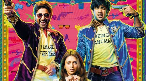 Guddu Rangeela, Guddu Rangeela Movie Review, Guddu Rangeela Review, Guddu Rangeela Box Office, Guddu Rangeela Collections, Guddu Rangeela Grossings, Guddu Rangeela cast, Guddu Rangeela Movie, Arshad Warsi, Amit Sadh, Aditi Rao Hydari, Ronit Roy, Subhash kapoor, Entertainment news