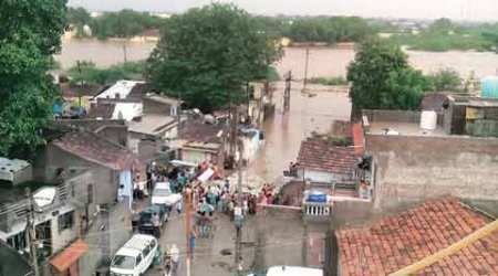 Gujarat: Situation grim in state, flood in many villages