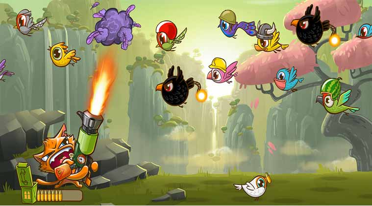 Mobile games, Top mobile games, Top free mobile games,Free Android mobile games, Free games download, Jurassic World: The Game, Terminator Genisys: Revolution, Dude Perfect 2, Guncat, One More Dash, Free Android games, Smartphones, Mobiles, Technology, Technology news