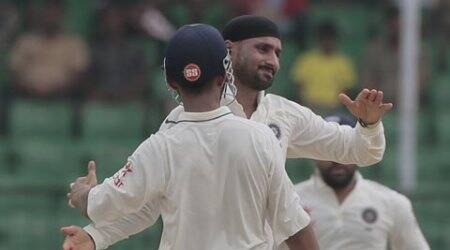 Harbhajan Singh, Harbhajan Singh India team, India team Zimbabwe, India Tour of Zimbabwe, India vs Zimbabwe 2015, 2015 India Zimbabwe, Cricket News, Cricket