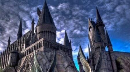 Harry Potter, Larry Kurzweil, Orlando, Universal Studios Hollywood, Harry Potter Theme Park, Harry Potter and the Forbidden Journey, The Wizarding World of Harry Potter, Flight of the Hippogriff, Harry Potter Franchise, Hogsmeade worlds, Entertainment news