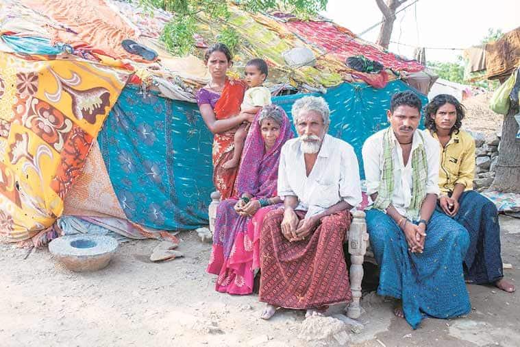 Heat wave, Death toll, Andhra Pradesh, Telangana, Big Picture, The Indian Express