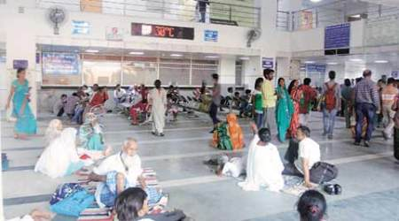 Hospitals see a spurt in water-bornediseases