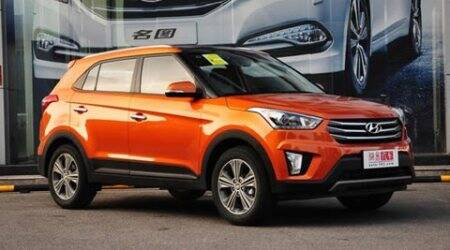 Hyundai to launch compact-SUV Creta in India