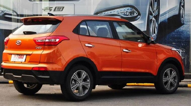new car launches by hyundaiHyundai to launch compactSUV Creta in India  The Indian Express
