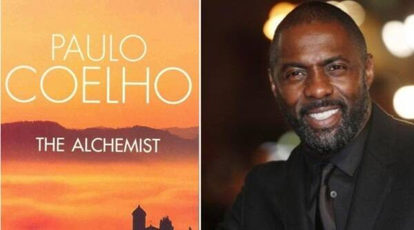 Idris Elba, The Alchemist, Luther, Paulo Coelho, Paulo Coelho The Alchemist, Idris Elba The Alchemist, Idris Elba Lead Role, Idris Elba Paulo Coelho, Entertainment news
