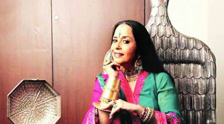 Folk is the first form of music: Ila Arun
