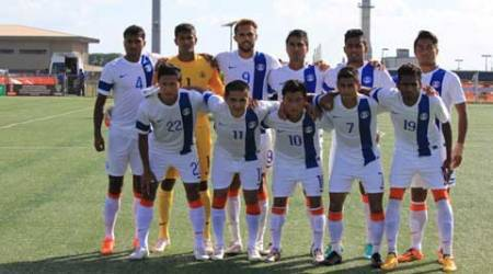 Guam vs India, World Cup Qualifier: Sunil Chhetri on the mark, India off it
