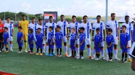 World Cup 2018 Qualifier: Tiny Guam slay India