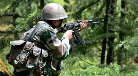 Jammu and Kashmir, Pakistan, Pakistani militant, Pakistani militant captured, Kashmir encounter, North Kashmir encounter, Army Pakistani militant, Pakistan news, India news, top stories