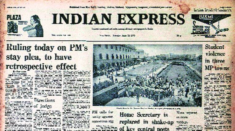 Justice V.R. Krishna Iyer,  Indira Gandhi, Allahabad High Court, Emergency imposition, indira gandhi emergency, Jayaprakash Narayan, General P.N. Thapar, Sino-India war, indian express