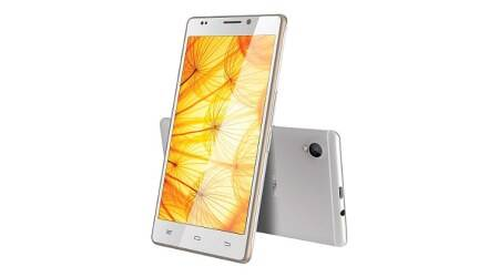 Intex Aqua Extreme II at Rs 9,590