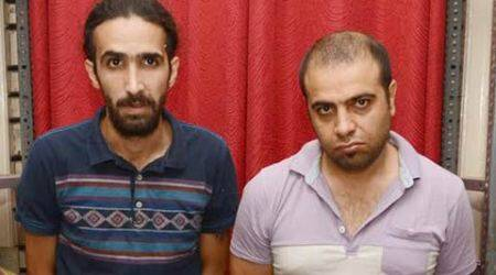 Two Iranian nationals caught for drug peddling in Bangalore