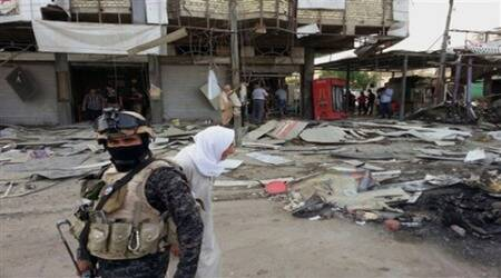 Iraq: Bombings kill 10 in and around Baghdad
