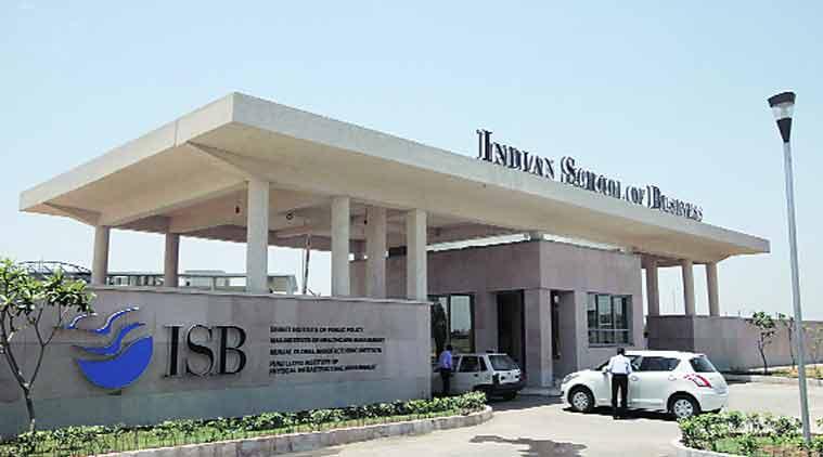 ISB, ISB Andhra Pradesh, ISB graduates, ISB govt jobs