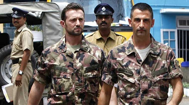 Italian marines, Italian marines case, Massimiliano Latorre, Salvatore Girone, Italian marines case lawyers, kerala fishermen, Enrica Lexie, Alain Pellet, R Bundy, International Tribunal on Law of the Sea, ITLOS, UN International Law Commission, Indian fishermen, india news, indian express news