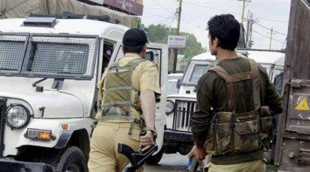 22-year-old shot dead in police custody inJammu