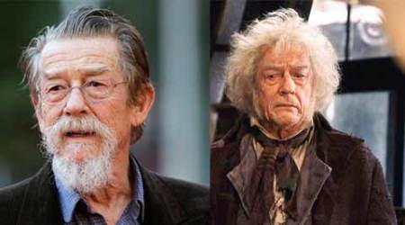 Harry Potter actor John Hurt diagnosed with cancer but is 'more than optimistic' about his future