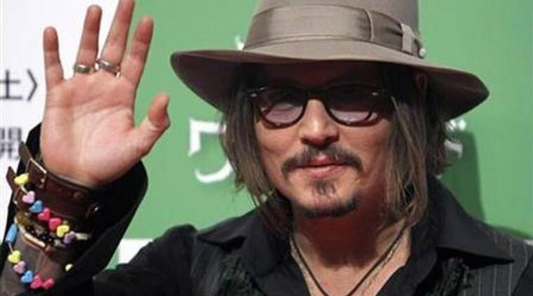 Johnny Depp, Pirates of the caribbean, Christian Dior perfumes, Black Mass, Francois Demachy, Johnny Depp Endorse Perfumes, Entertainment news