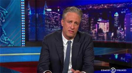 Charleston Church shooting: When Jon Stewart had no jokes to crack