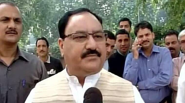 j p nadda, health minister j p nadda, rss, nadda rss, nadda sangh, rss book, Know About RSS, rss latest news