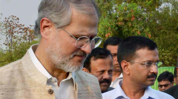 misuse policy 2010, Najeeb Jung, AAP, Delhi AAP, Arvind Kejriwal, policy misuse, policy misuse discount, delhi news, city news, local news, Indian Express
