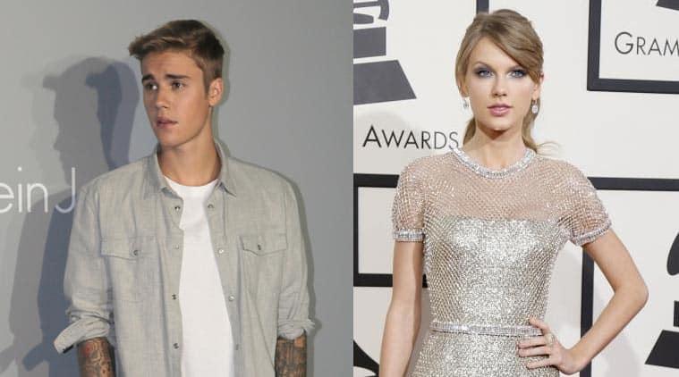 Justin Bieber, Taylor Swift
