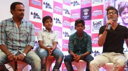 'Kaaka Muttai' makers to provide financial aid for film's kids